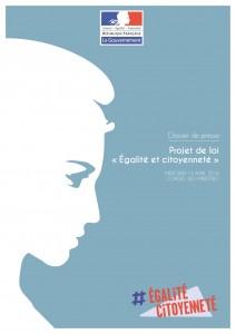Projet de loi Egalité Citoyenneté
